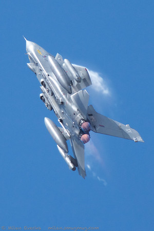 Panavia Tornado GR4, No XV(R) Squadron, RAF Lossiemouth